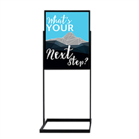 Indoor Sign Displays and Stands