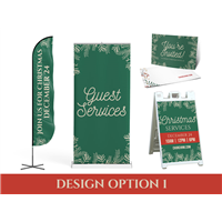 Christmas Graphics Package: Design 1