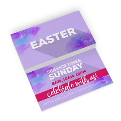 Easter Small Invite Cards