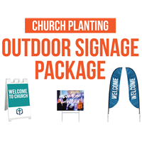 Outdoor Signage Package