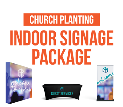 Indoor Signage Package