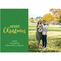 Christmas Cards Style 3 (5x7)