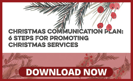 Download the FREE Christmas Communication Plan